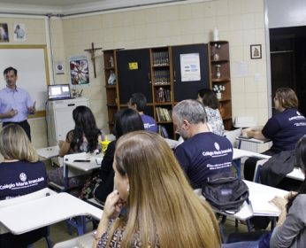 Aula do módulo 2 – Coaching para educadores – Maria Imaculada