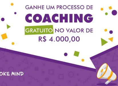 Concorra a um processo de coaching gratuito