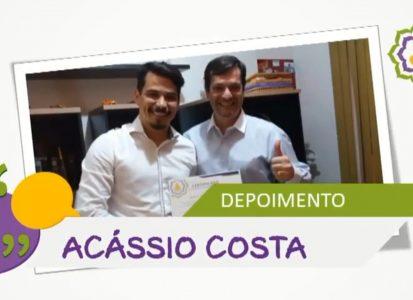 Depoimento Acácio Costa