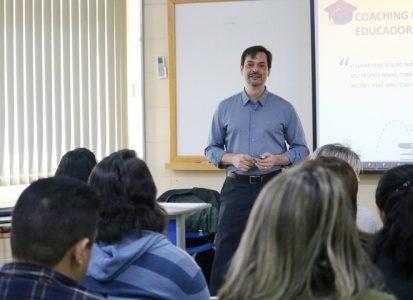 Semana pedagógica do Maria Imaculada teve abertura do programa de coaching para educadores