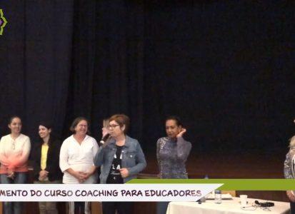 Agradecimentos dos educadores do colégio Madre Carmen Sallés – Coaching para educadores